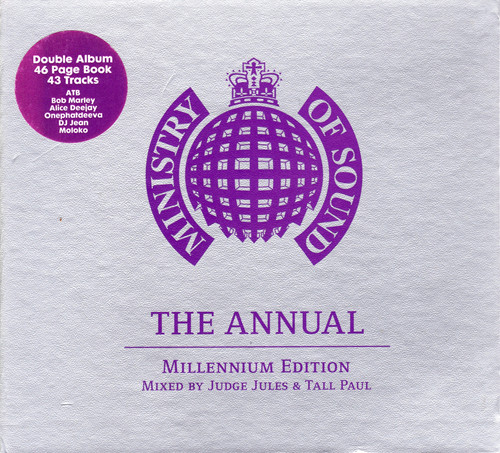 VA - Ministry Of Sound - The Annual Millenium Edition (Mixed By Judge Jules & Tall Paul 2CD) [1999]