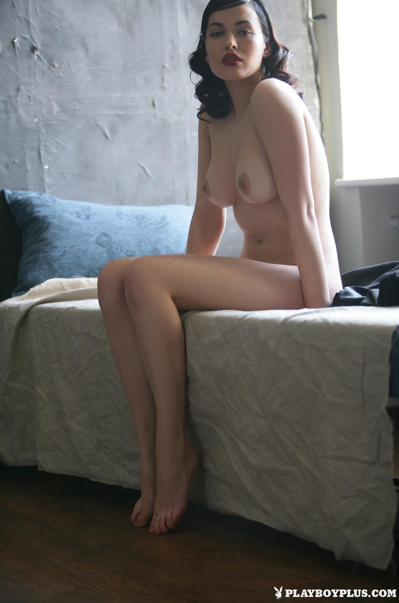 Сексуальная Девушка месяца украинского Playboy Даша Астафьева / фото 16