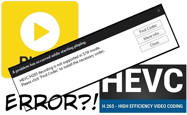 Cara melihat video H265 di laptop tanpa lag/error