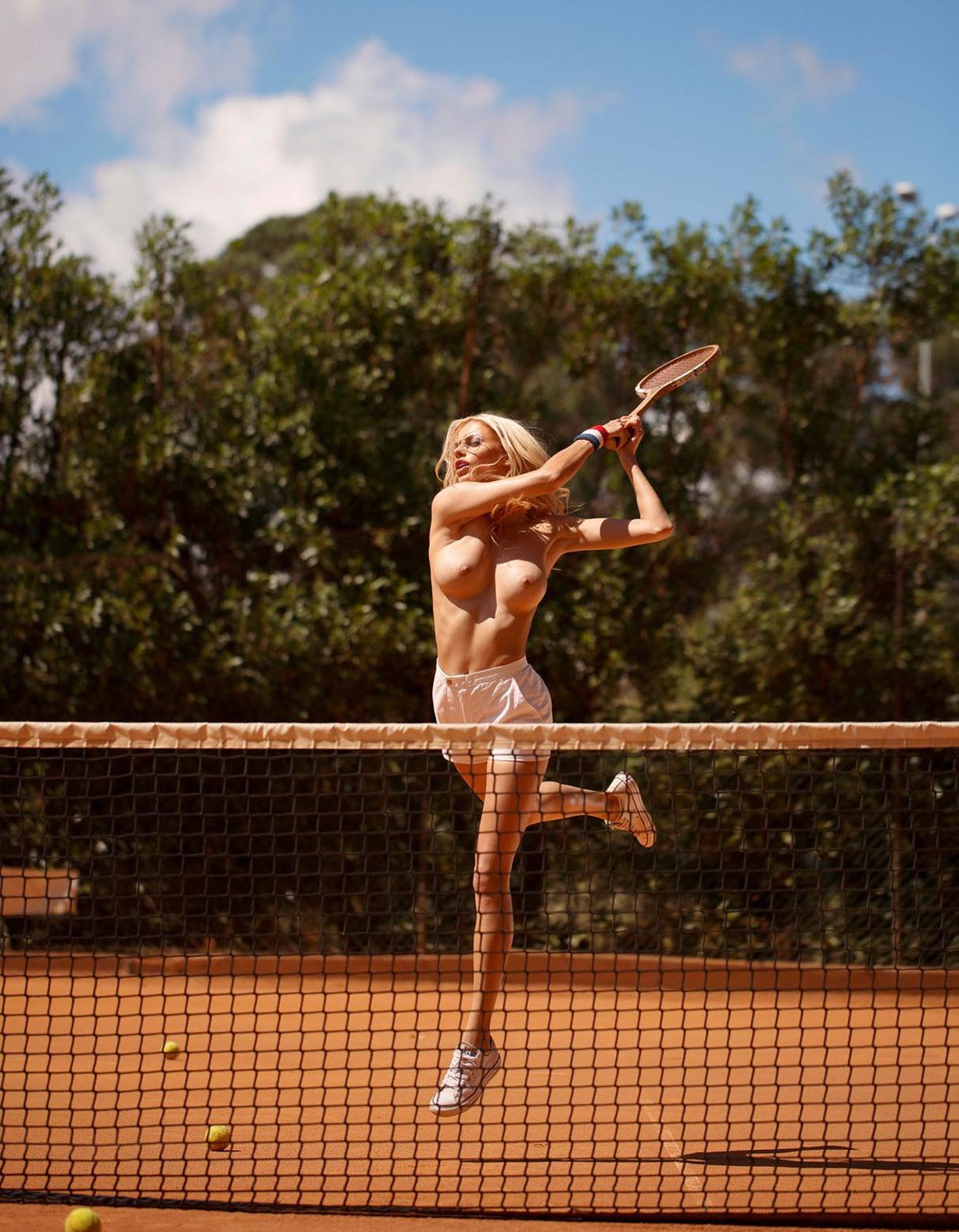 Ольга де Мар в спецвыпуске журнала Playboy -Девушки летом- / фото 07