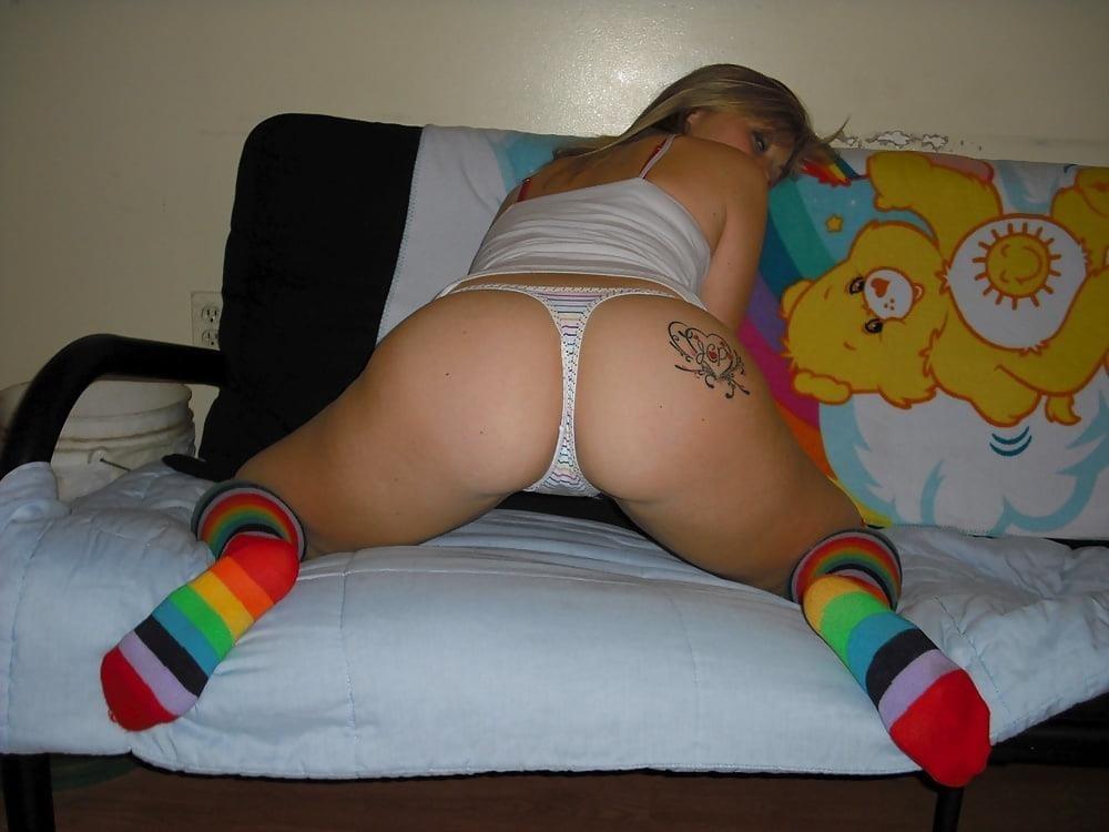 Hot girl sexy butt-9328