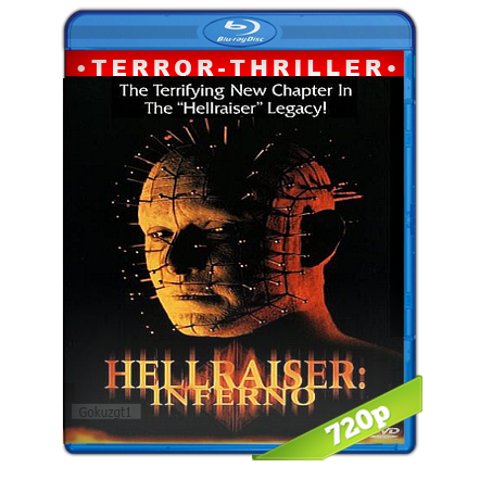 Hellraiser 5 Infierno (2000) BRRip 720p Audio Trial Latino-Castellano-Ingles 5.1