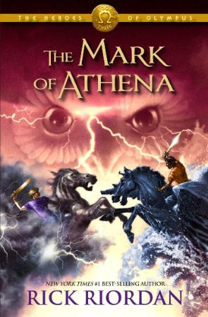 Rick Riordan - [Heroes of Olympus 03] - The Mark of Athena
