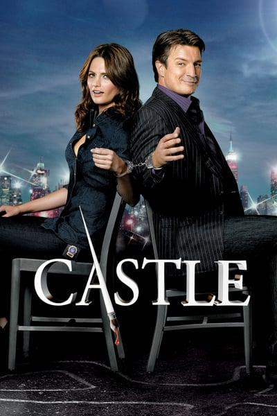 Castle 2009 S07E23 1080p HEVC x265 MeGusta