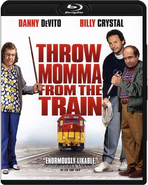 Wyrzuć mamę z pociągu / Throw Momma from the Train (1987) MULTi.1080p.BluRay.x264.FLAC.AC3-DENDA / LEKTOR i NAPISY PL