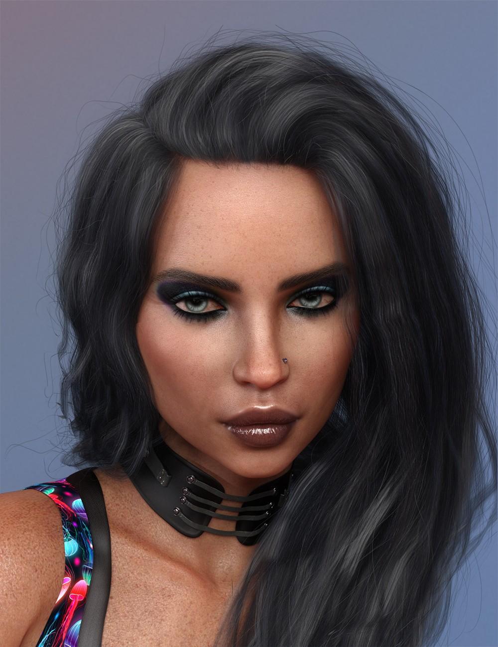 Zo for Genesis 8 Female