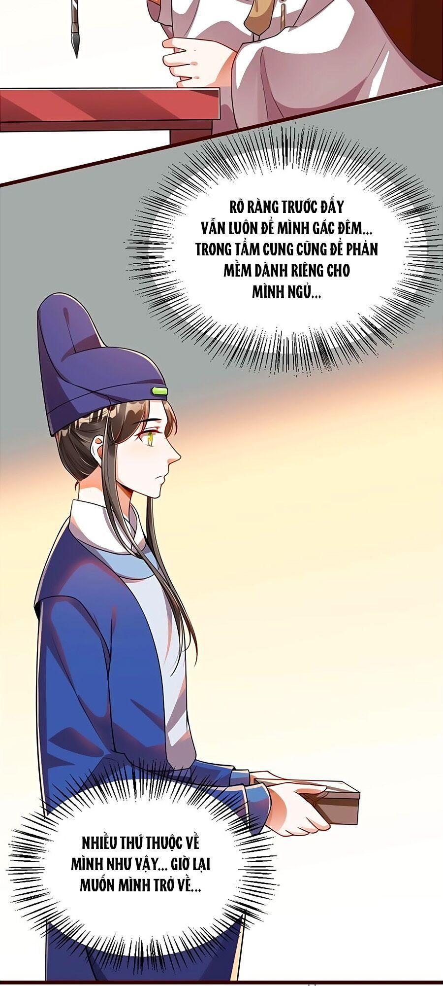Nàng Ơi, Chạy Trốn Cùng Ta Nào Chapter 8 - Trang 27