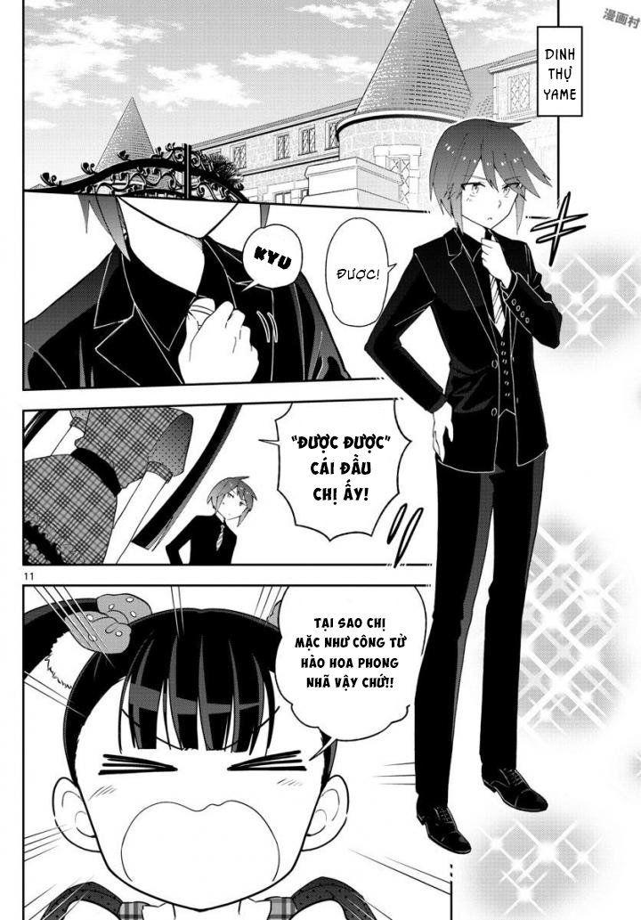 Hatsukoi Zombie Chapter 114 - Trang 12