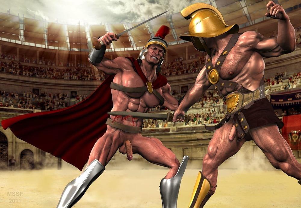 Roman slave xxx-3197