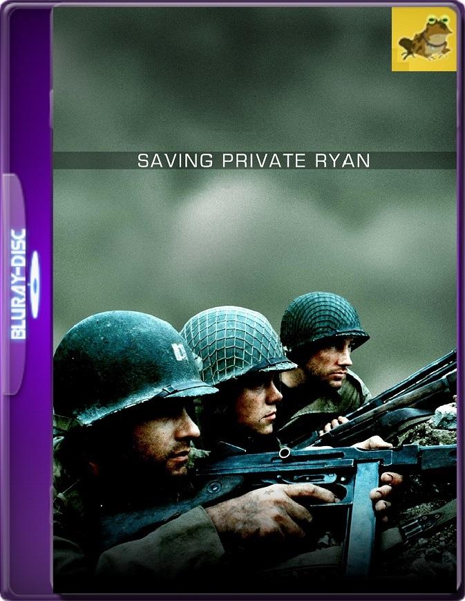 Rescatando Al Soldado Ryan (1998) Brrip 1080p (60 FPS) Latino / Inglés