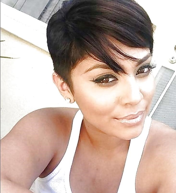 Different short hairstyles for black ladies-8537