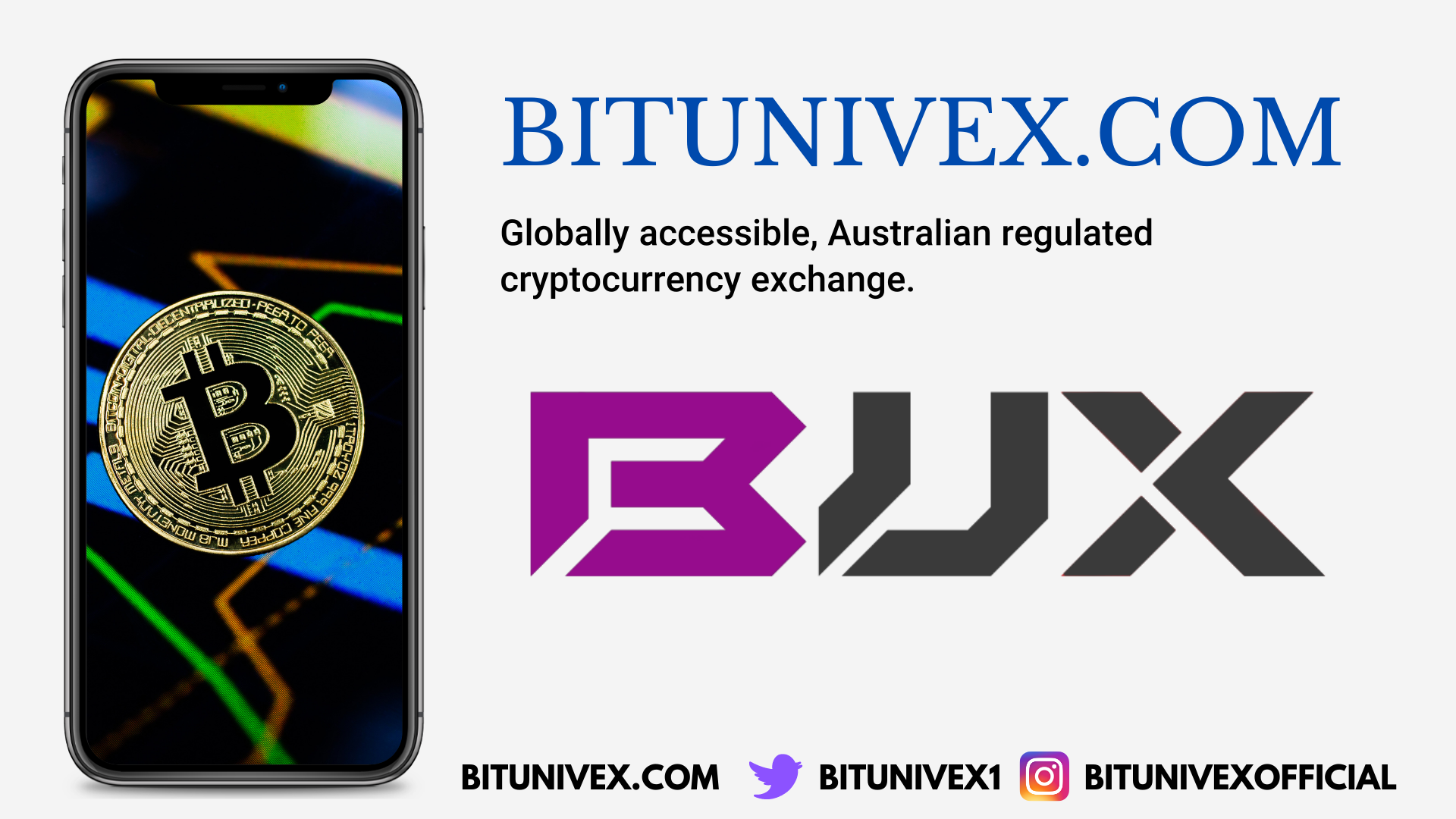 BITUNIVEX WILL INVEST IN GREEN CRYPTO UNTIL IT REACHES EMISSION FREE TRADING