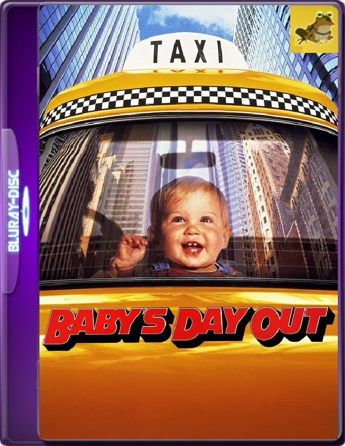 ¡Cuidado: Bebé Suelto! (1994) Brrip 1080p (60 FPS) Latino / Inglés