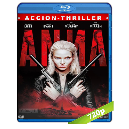 Anna El Peligro Tiene Nombre (2019) BRRip 720p Audio Trial Latino-Castellano-Ingles 5.1