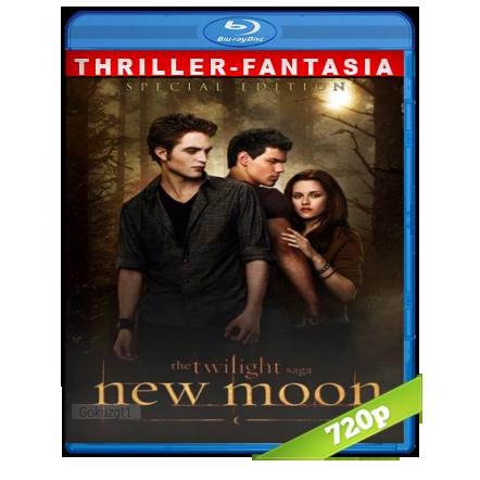 descargar Crepusculo 2 Luna Nueva 720p Lat-Cast-Ing[Thriller](2009) gratis