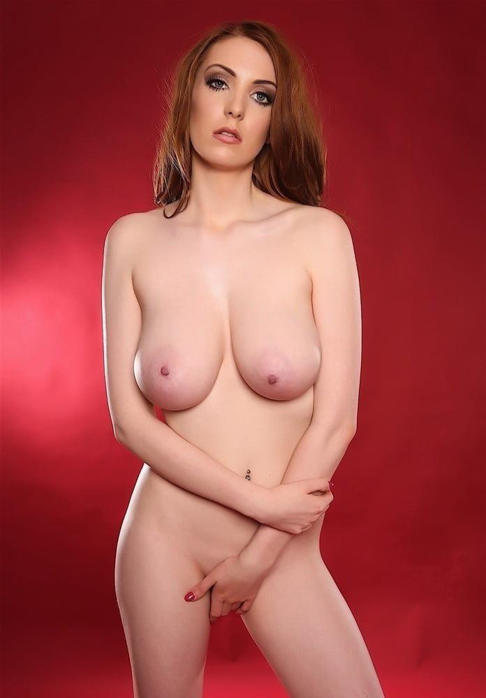 Beautiful big naked boobs-3408