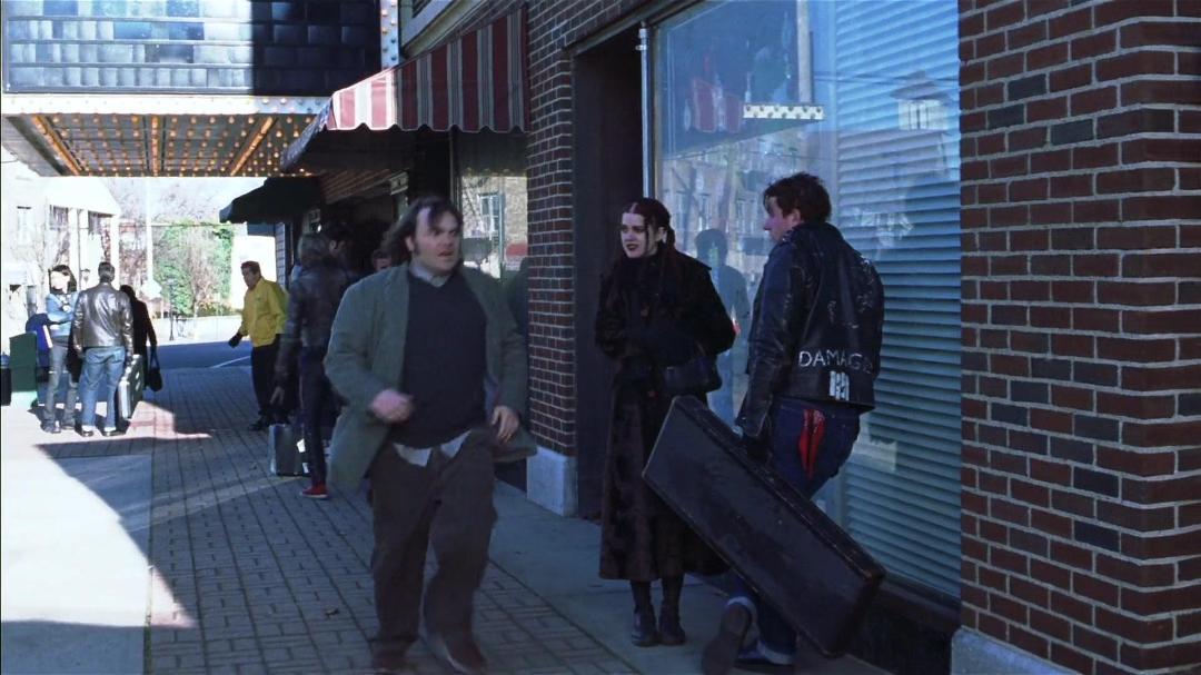The School of Rock (2003) 1080p BluRay x264 [Dual Audio][Hindi+English] KMHD