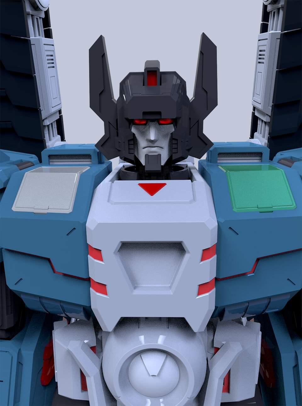 [Mastermind Creations] Produit Tiers - Reformatted R-50 Supermax - aka Fortress/Forteresse Maximus des BD IDW BRCUYF0Y_o