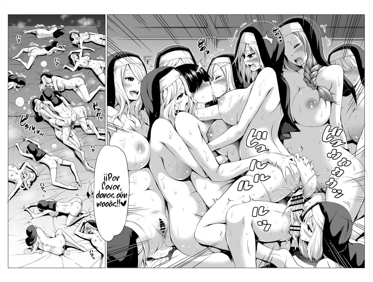 Hentai nun