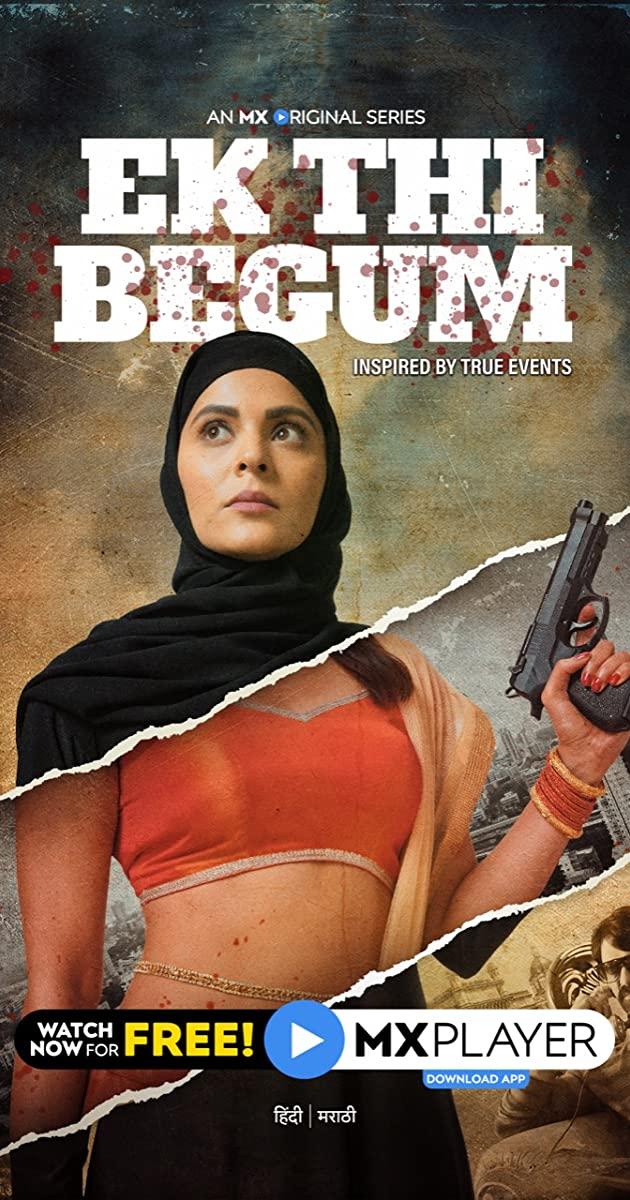 Ek Thi Begum 2020 S01 720P WEBDL