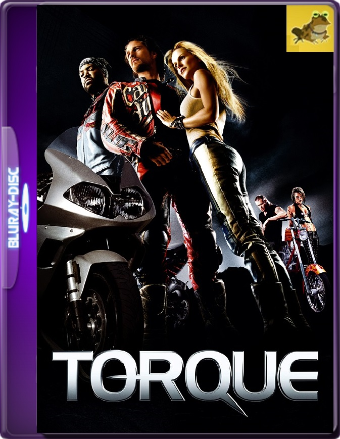 Torque: Furia En Dos Ruedas (2004) Brrip 1080p (60 FPS) Latino / Inglés