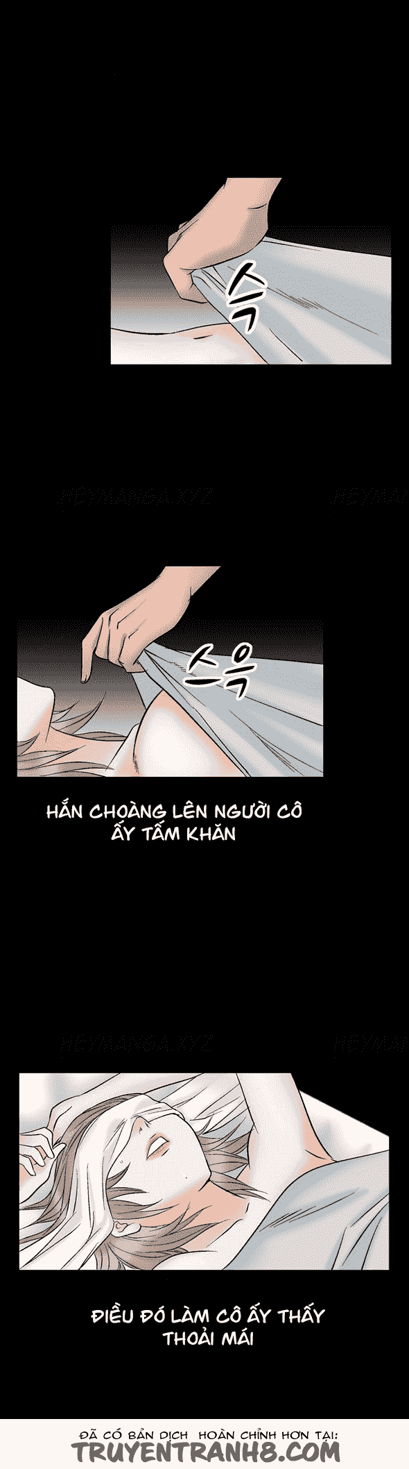 The Taste Of The Hand Chapter 44 - Trang 25