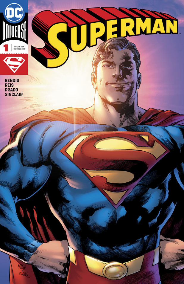 Superman Vol.6 #1-7 (2018-2019)
