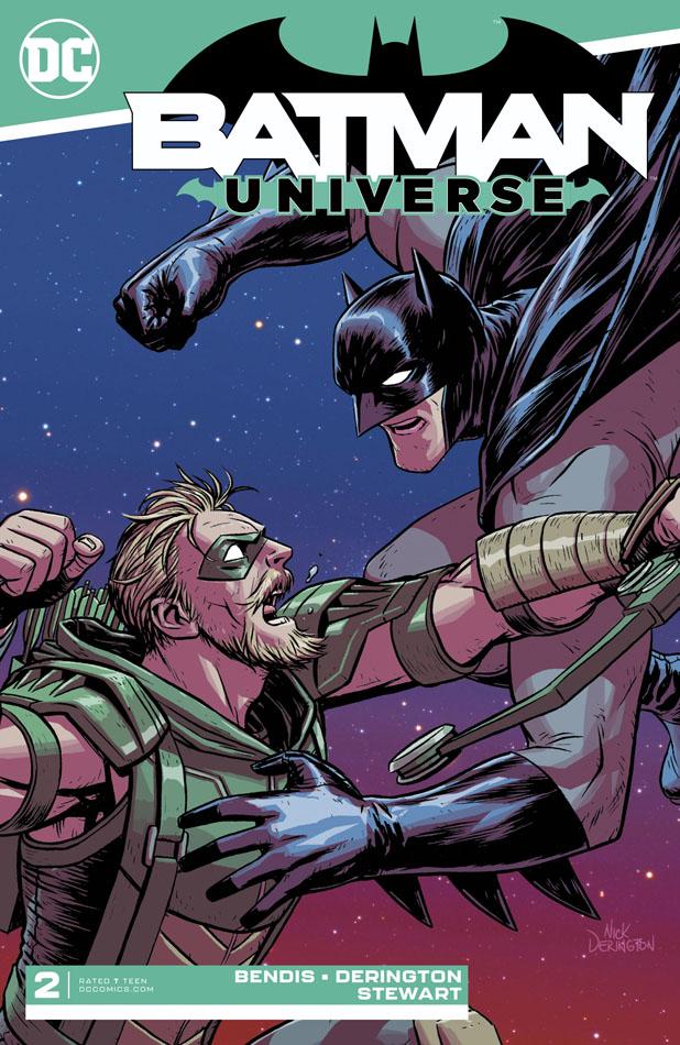 Batman - Universe #1-6 (2019-2020) Complete