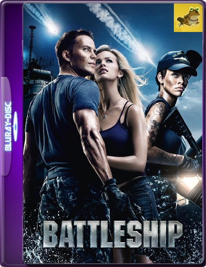 Batalla Naval (2012) Brrip 1080p (60 FPS) Latino / Inglés