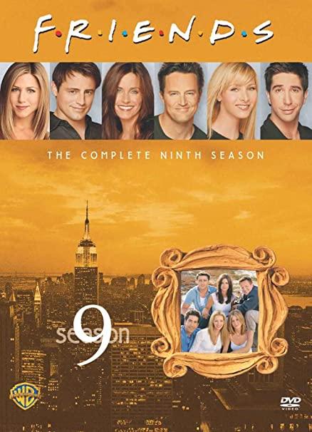 Friends Season9 S09 720p BluRay HEVC