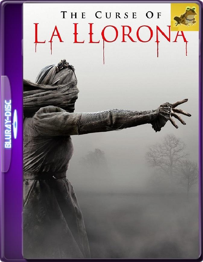 La Maldición De La Llorona (2019) Brrip 1080p (60 FPS) Latino / Inglés