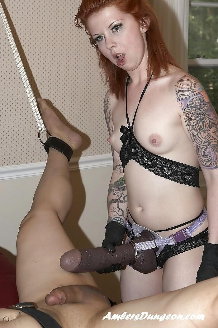 Mistress milking slaves-8681