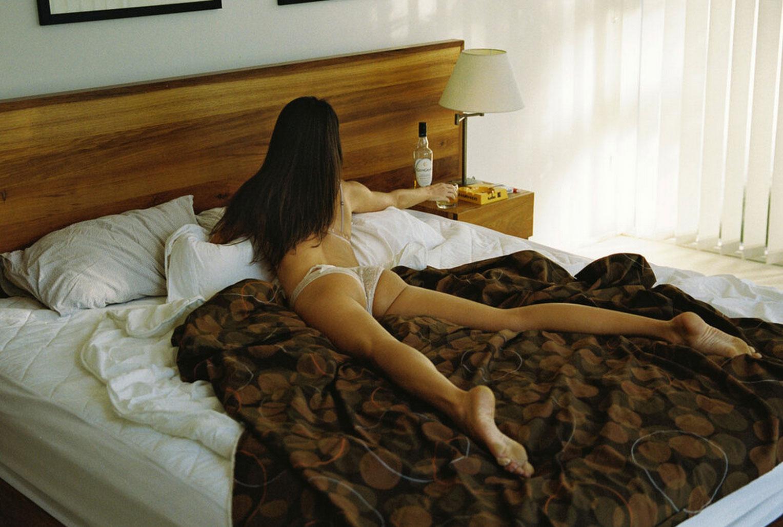 Софья Рейнал в купальниках и нижнем белье Love Stories Intimates, лето 2020 / фото 12