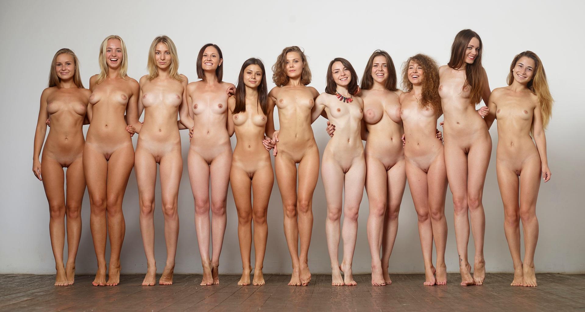 Public nudity fun