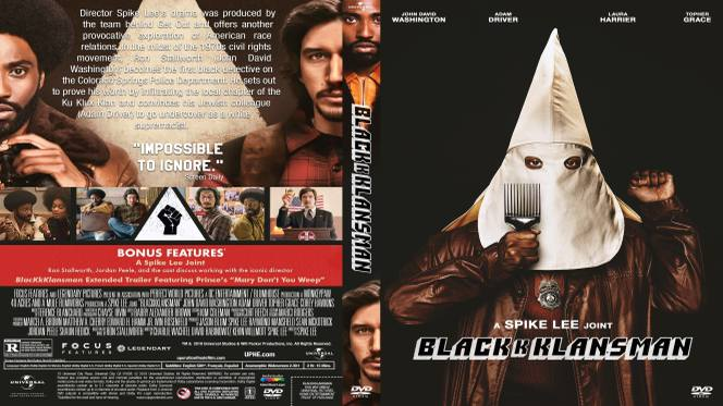 El Infiltrado Del KKKlan (2018) BRRip Full 1080p Audio Trial Latino-Castellano-Ingles