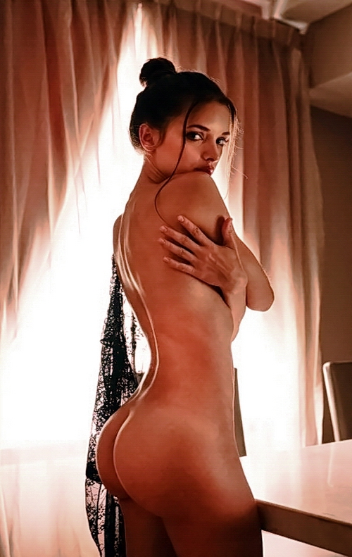 Innocent vs Naughty Seductive Women Thong Bikini Models Stylish Amateur Teen Sexxy and Hot Face Beauty