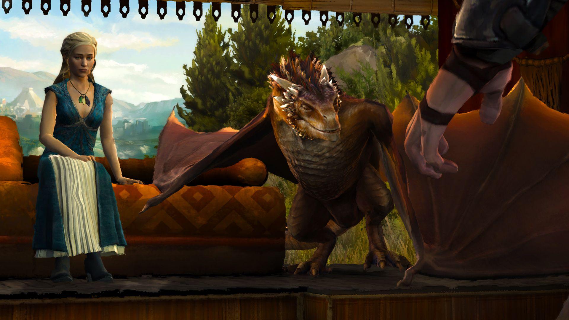 Game of Thrones: A Telltale Games Series Captura 3