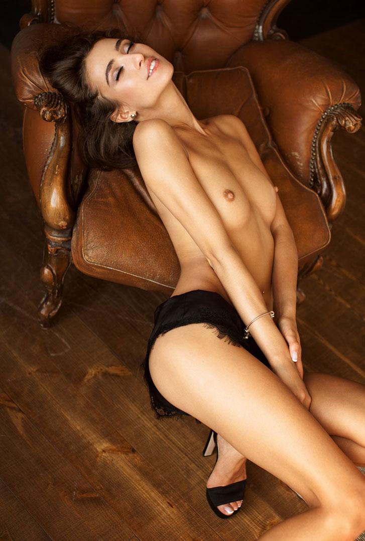 Svetlana Gembar nude by Svetlana Nikitenko