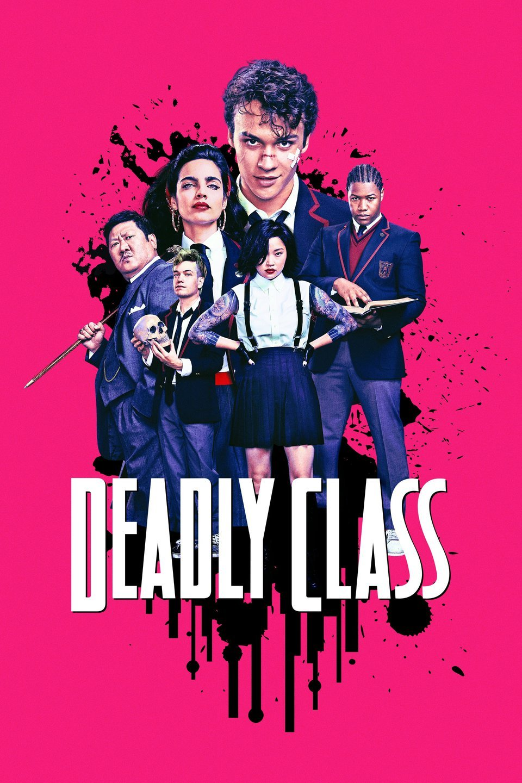 Deadly Class S01 1080p AMZN WEB-Rip
