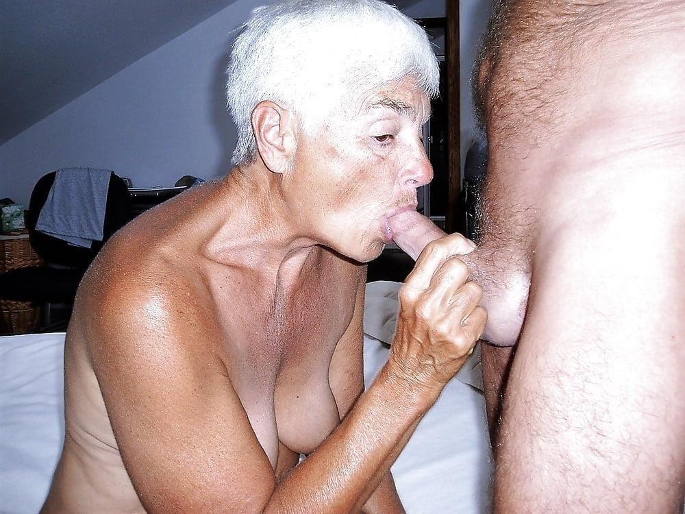 Chubby granny naked-3257