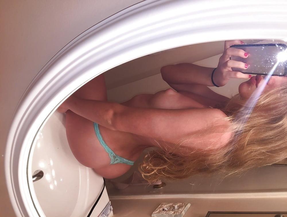 Teen naked mirror-4085