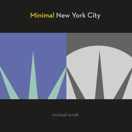Minimal New York City Graphic, Gritty, and Witty