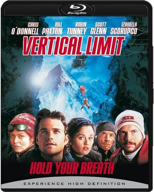 Granice wytrzymałości / Vertical Limit (2000) MULTi.720p.BluRay.x264.AC3-DENDA / LEKTOR i NAPISY PL