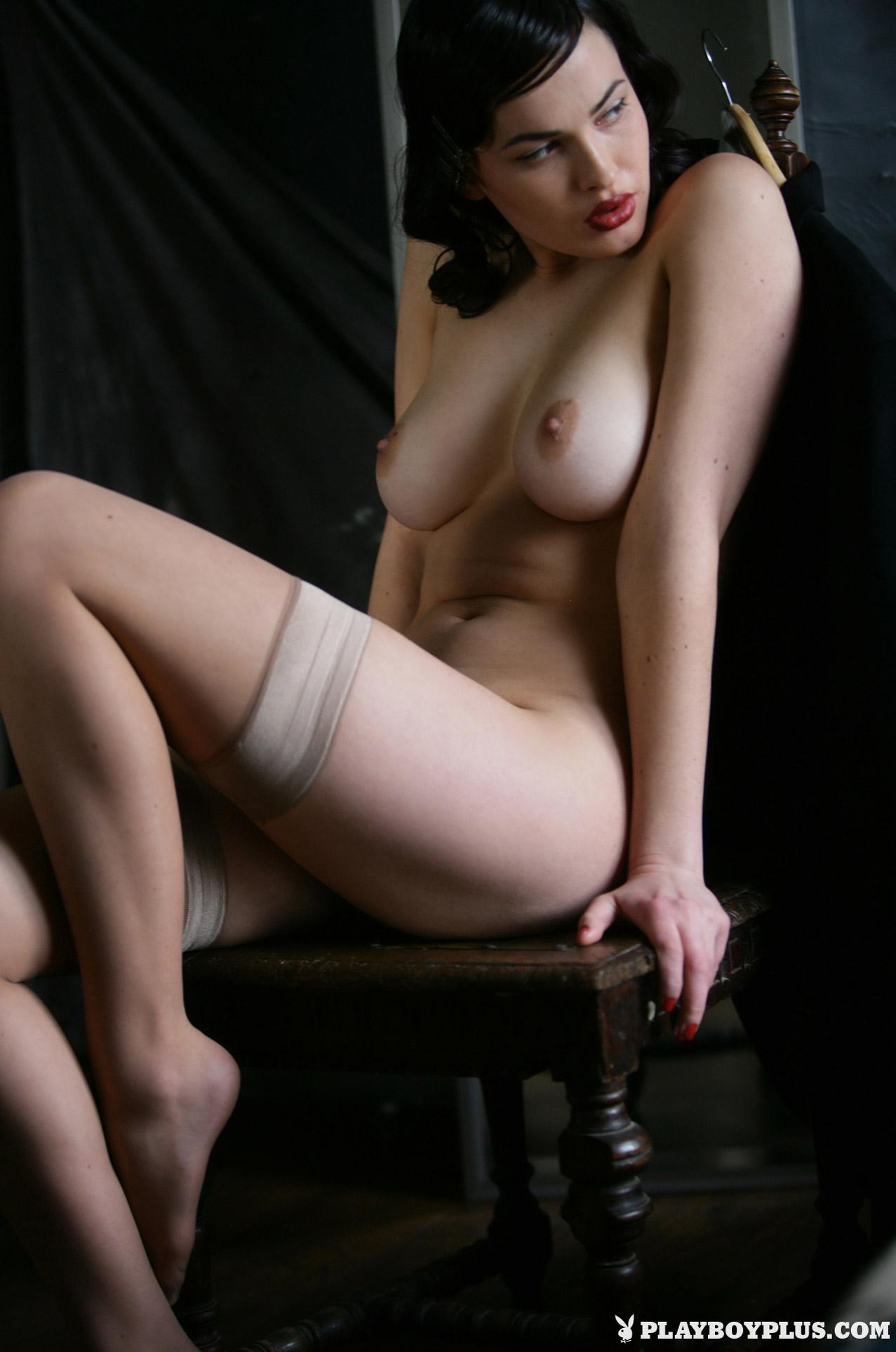 Сексуальная Девушка месяца украинского Playboy Даша Астафьева / фото 06