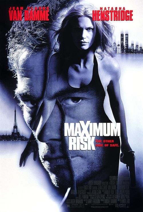 Maksimum ryzyka / Maximum Risk (1996) MULTi.720p.BluRay.x264.AC3-DENDA / LEKTOR i NAPISY PL + m720p