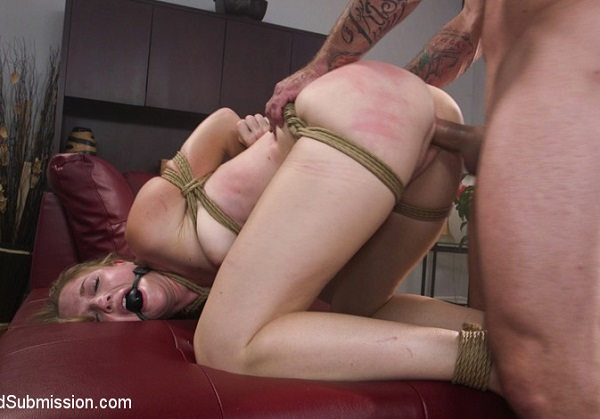 SexAndSubmission - Ashley Lane - Youll Never Get Away: Ashley Lane is Restrained & Punished (2019)