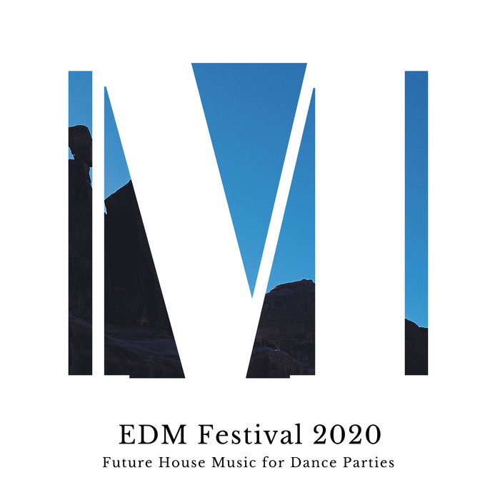 Poster for EDM Festival 2020 Future House Music For Dance Parties