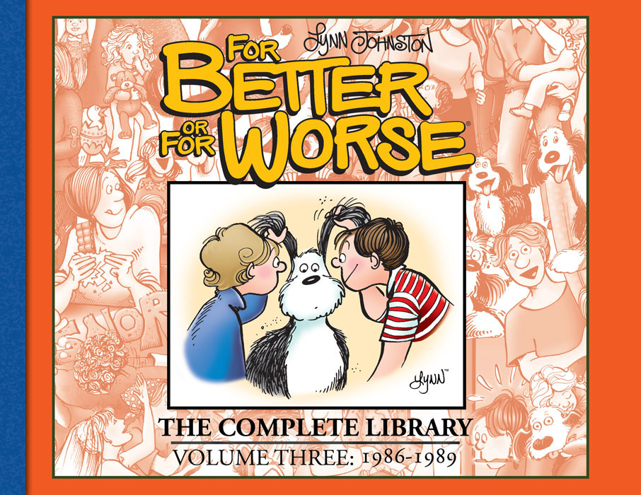 For Better or For Worse - The Complete Library v03 - 1986-1989 (2019)