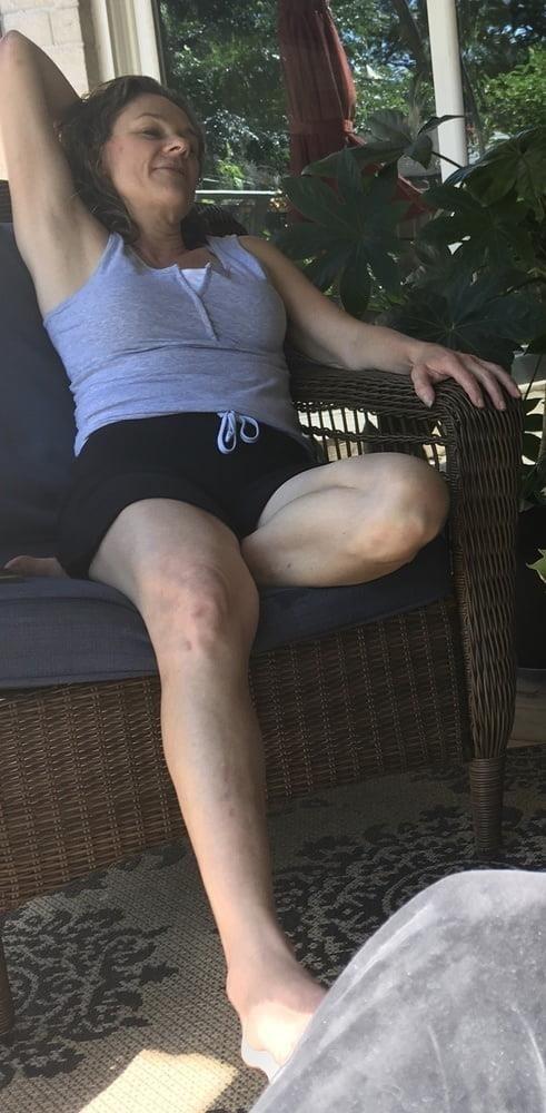 Sexy stepmom feet-9361