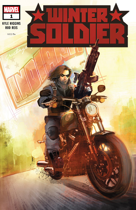 Winter Soldier Vol.2 #1-3 (2019)